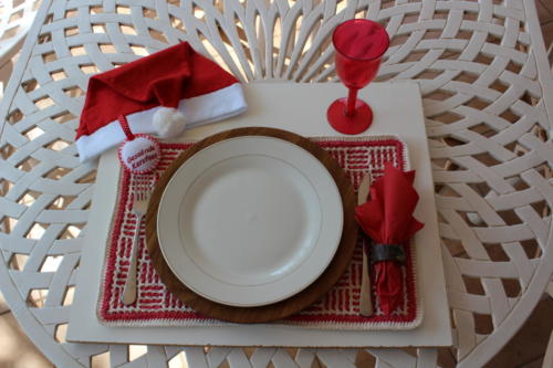 Wacky Weave Placemats